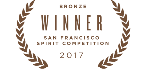 San Francisco Spirit Competition 2017 - Bronze Winner