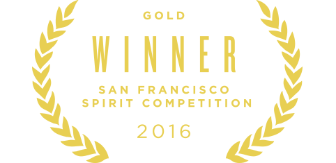 San Francisco Spirit Competition 2016 - Gold Winner