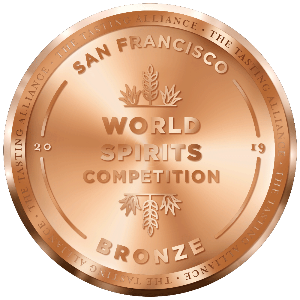 San Francisco Spirit Competition 2019 - Bronze Winner