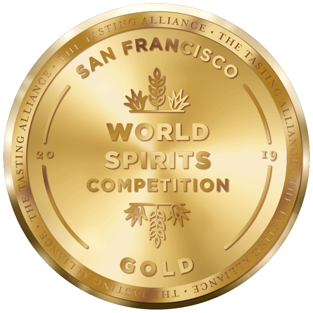 San Francisco Spirit Competition 2019 - Gold Winner
