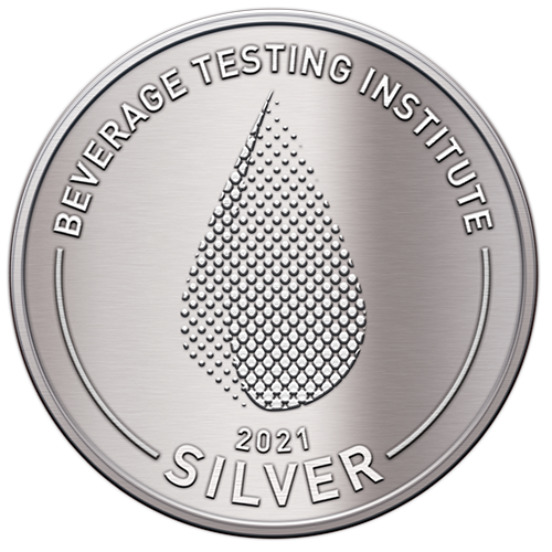 Beverage Testing Institute 2021 Silver Award